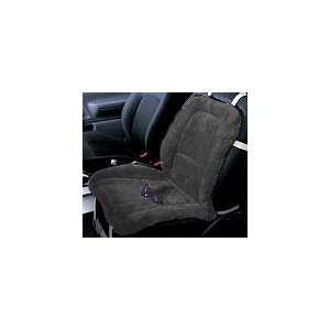 Sheepskin Seat Cushions   Black Universal 2 seat cushions Automotive