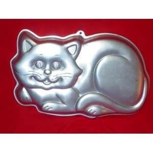 Wilton Kitty Cat Kitten Cake Pan (2105 1009, 1987) Retired