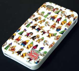 Seven Dwarfs Snow white Disney Japan cool iPhone 4 case