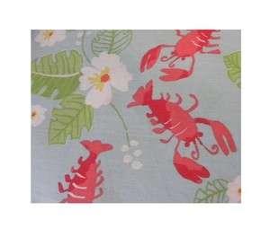 Tommy Hilfiger CORAL SPRINGS Lobster SHEETS Tw/Fl/Q 0651862267010