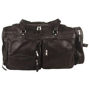 Latico Leathers Heritage 22 Deluxe Leather Travel Duffel Bags