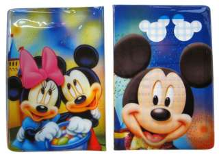 Disney Mickey & Minnie Mouse Passport id Cover Holder