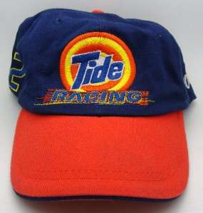NEW Tide Racing Baseball Cap   Navy