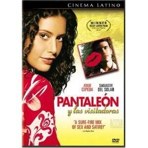 Pantaleon y las Visitadoras: Angie Cepeda, Salvador del