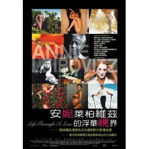 American Masters Annie Leibovitz: Life Through a Lens Movie Poster (11