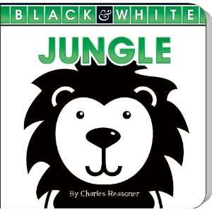 Jungle (Black & White) (9781617418853): Charles Reasoner: Books