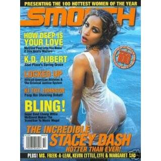 Smooth Magazine: Stacey Dash ( Unknown Binding   2005)