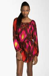 Haute Hippie Silk Peasant Dress $395.00