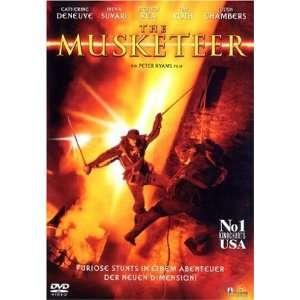 Musketeer Catherine Deneuve, Mena Suvari, Peter Hyams Movies & TV