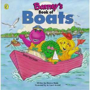 of Boats (Barney) (9780140563825) Monica Mody, Jo Carol Arnold Books