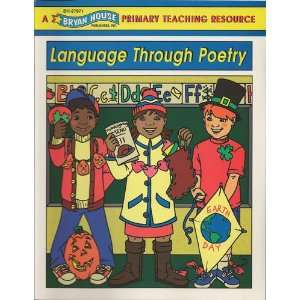 THROUGH POETRY (PRIMARY TEACHING RESOURCE) NANCY JOHNSON Books
