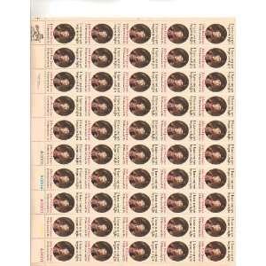 John Paul Jones Full Sheet of 50 X 15 Cent Us Postage Stamps Scot