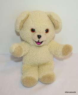 Teddy Bear Lever Brothers Fabric Softener 1986 Russ Berrie 11