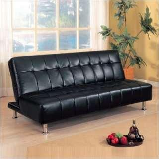 Este sistema convertible del sofá de futon combina estilo y comodidad