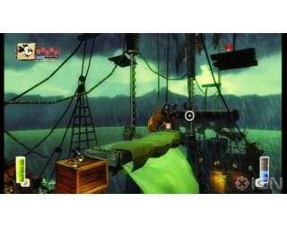 NINTENDO Wii Game Bundle Epic Mickey, Sonic Black Knight, Nights