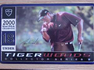 Tiger Woods Golf Balls Collector Series #3/ 2000