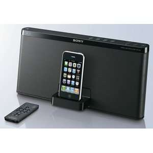 New Sony Speaker Dock For Ipod Iphone Wireless Remote Digital