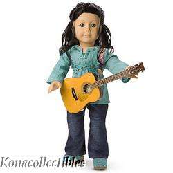 American Girl Guitar & case Set New 1st Ed GCAG