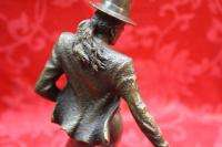 Collector Bronze Sculpture Statue Figure Michael Jackson Dance Pose
