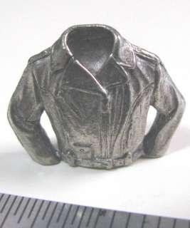 game part Harley Davidson Motorcycles leather jacket token mover metal