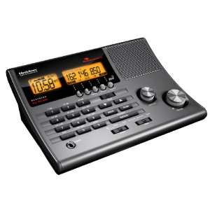 300 channel Scanner With Am/fm Radio And Atomic Clock