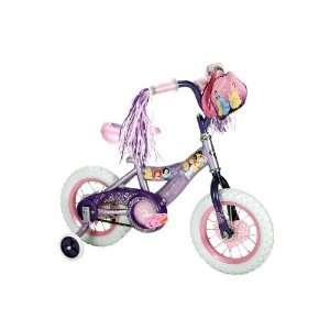 Huffy Disney Princess Girls Bike, Purple, 12 Inch Sports