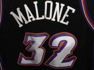VTG GC #32 KARL MALONE UTAH JAZZ NBA JERSEY SHIRT RETRO USA TOP