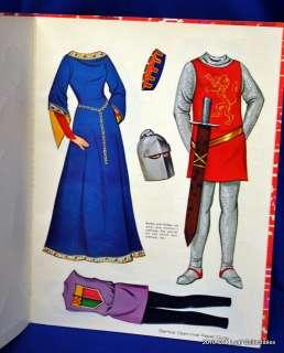 1964 Vintage Barbie Little Theater Paper dolls uncut