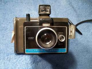 VINTAGE POLAROID LAND CAMERA COLORPACK 2