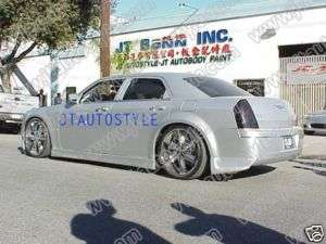 05 06 08 09 CHRYSLER 300/C VIP BODY KIT/JT EVO 6 SIDE