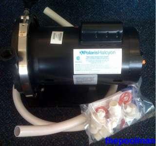 New Polaris Halcyon Pool Cleaner Booster Pump PB4 60Q