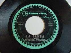click to view image album ritchie valens 45 donna la bamba del fi 4110