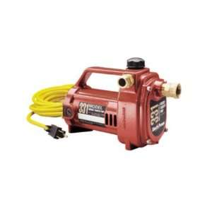 Pumps 331 1/2 Horse Power Portable Transfer Pump