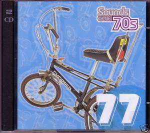 TIME LIFE Sounds Of The Seventies 1977 Various Oop 2 CD 70s