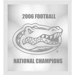 Florida Gators Wall Mirror NCAA College Athletics Fan Shop