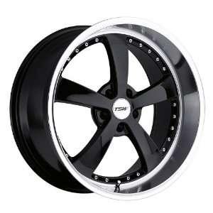 (Gloss Black w/ Mirror Lip) Wheels/Rims 5x114.3 (2085STR205114K76