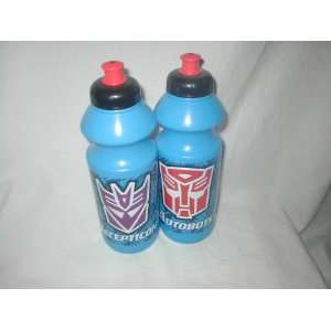 Transformers Autobots Sports Water Bottle: Sports