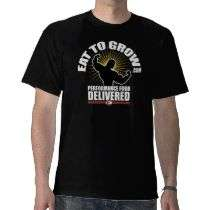 Eat To Grow Shirt by EatToGrow